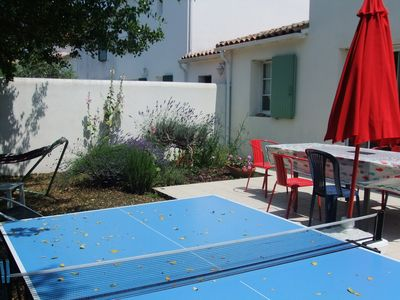 Photo for Nice holiday home, between beaches and shopping center