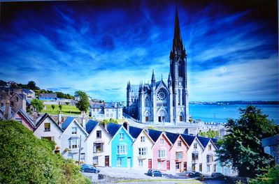 Welcome to Cobh and the charming Victorian Terrace!