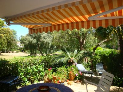 Photo for MO4. ground floor, free wifi, parking, 300m beach, 200m from shops