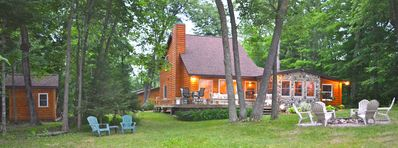 Photo for Northwoods Cabin On Red Cedar Lake
