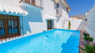 Photo for 3-bedroom holiday home with Wi-Fi in Alcaucín