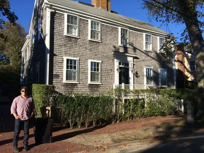 Photo for Historic home walkable to town