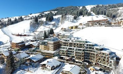 Photo for 1BR Apartment Vacation Rental in Saalbach Hinterglemm
