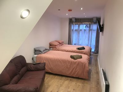 Photo for city centre one bedroom studio apartment
