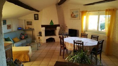 """Photo for """"Provençal charm"""", Apartment of character, classified 2 *"""