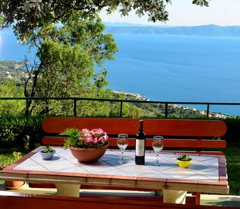 Photo for Holiday house in quiet surroundings with panoramic view
