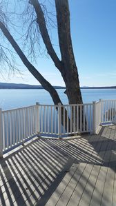 Photo for Charming home with spectacular views of Brome lake !