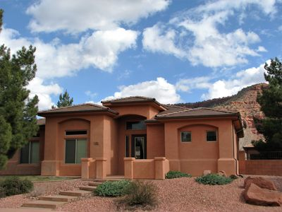 Photo for Beautiful House In Red Rock Canyon Walking Distance To Town