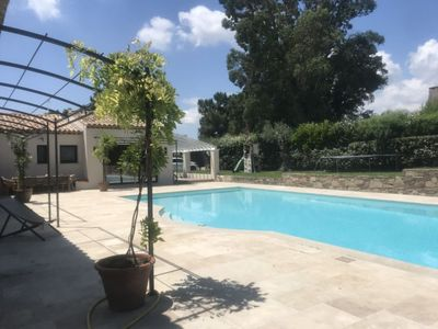 Photo for Secured Villa with Pool / Sleeps 4