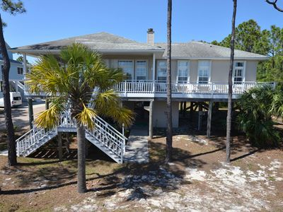 Photo for WELCOME to our house, HEATWAVE for an unforgettable beach experience on beautiful St. George Island.