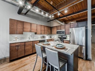 Photo for Central 2BR Apt near Mag Mile by Domio!