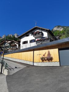 Photo for Comfortable apartment in the heart of the Dolomites.