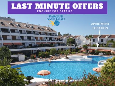 Photo for Parque Santiago 1: One-bedroom poolside apartment with new +£100K pool makeover