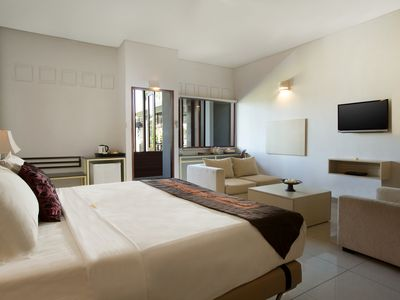 Photo for 1 Bedroom Suite inside Alindra Villa (free airport transfer)
