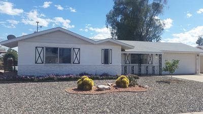 Photo for Golf Course Home in Sun City Close to Rec Centers pet friendly