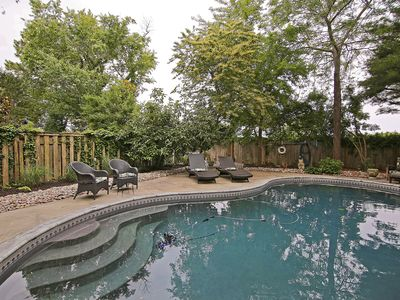 Photo for Luxurious Oasis, Private Pool, 5 BR