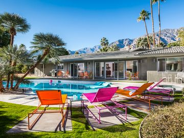 Indian Canyon, Palm Springs, CA, USA