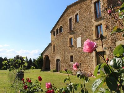 Photo for Self catering Mas D´Empordà for 15 people