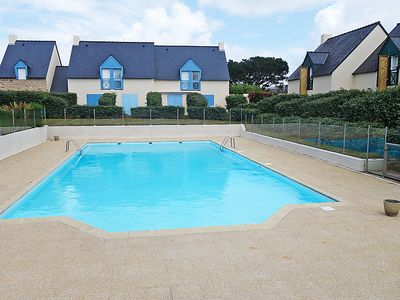 Photo for 2 bedroom Apartment, sleeps 5 in Quiberon with Pool and WiFi