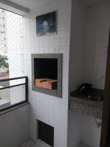 Photo for Great fit Meia Praia Itapema, 2 bedrooms (one suite) - one and a half blocks from the sea