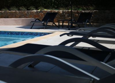 Stunning villa and heated pool in Valbonne