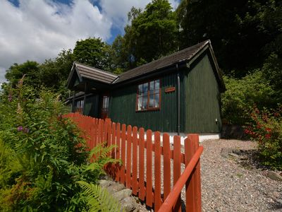 Photo for 1BR Cabin Vacation Rental in Crieff