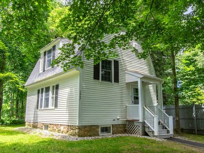 Photo for This cottage is a 1 bedroom(s), 1.5 bathrooms, located in Manchester, VT.