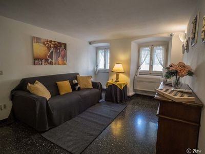 Photo for Mainetta Sea View Apartment with AC
