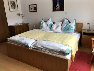 Photo for Double room Standard - Haus Ebenberger-Wallner
