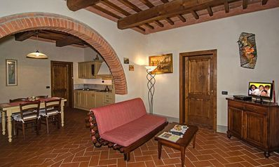 Photo for Agriturismo Valliferone #Apartment La Ginestra