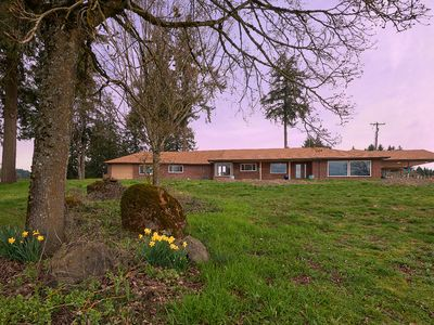 Photo for The Blanchard Homestead - Willamette Valley's Best Location!