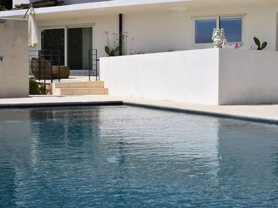 Photo for Almond house with swimming pool
