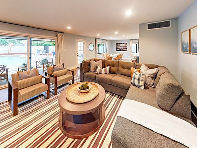 Living Room - Welcome to Scottsdale! Your rental is professionally managed by TurnKey Vacation Rentals.