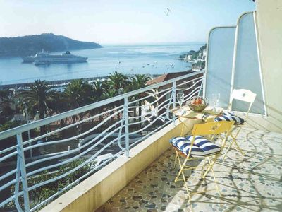 Photo for Villefranche-sur-Mer holiday apartment