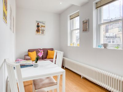 Photo for Beautiful 1 Bed Apartment near Oxford Circus