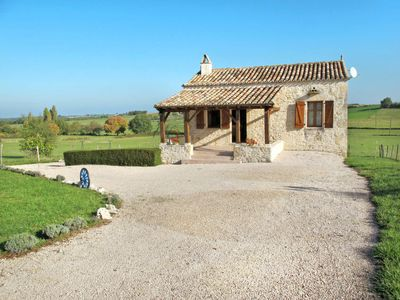 Photo for Vacation home La Bergerie (LBQ400) in Lalbenque - 4 persons, 1 bedrooms