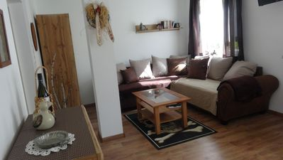 Photo for Cozy apartment (50sqm) with kitchen