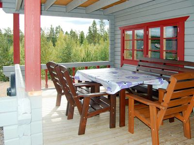 Photo for Vacation home Silverstrand (VMD235) in Lesjöfors - 6 persons, 2 bedrooms