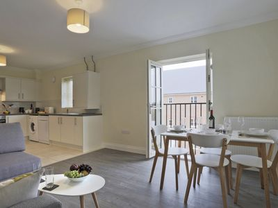 Photo for 9 Bibbys Way - Two Bedroom Apartment, Sleeps 4