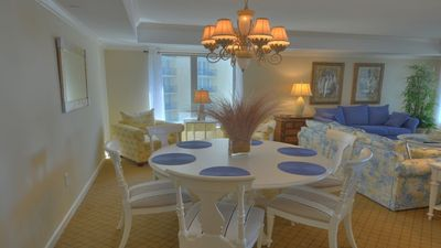 Photo for Direct Oceanfront 3BR/3BA  Condo with pool passes provided