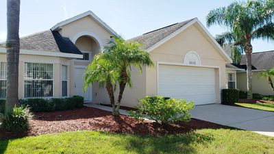 Photo for CRYSTAL COVE (1015TD) - 4BR 2BA Pool Home in gated Resort, Clubhouse