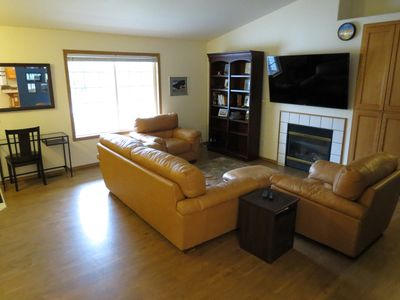 Photo for Comfortable Duplex in Quiet Arlington Neighborhood Near the Airport.