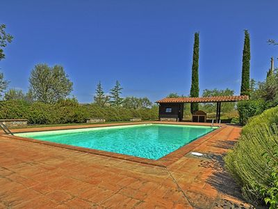 Photo for 6BR Villa Vacation Rental in Trevinano, Latium