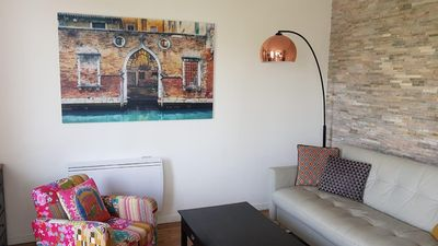 Photo for Paris 14eme - Very beautiful newly decorated designer apartment.