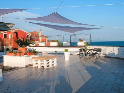Photo for Appartment Gran Vista in Formia  Gaeta LAST MINUTE IN MAY