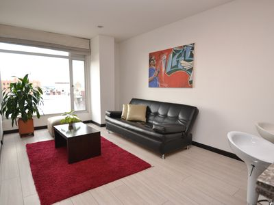 Photo for GERALDINE - 1 Br. Modern Studio Apartment with balcony