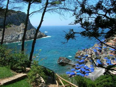 Photo for Luxury villa by the sea in Monte Argentario - Cala Piccola