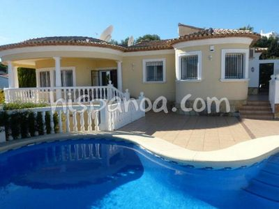Photo for beautiful villa with private pool on the Costa Blanca