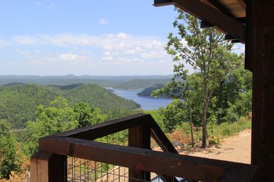 Broken Bow Lake View
