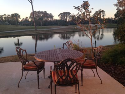 The Sawgrass East Course is a right here. Your table is waiting!